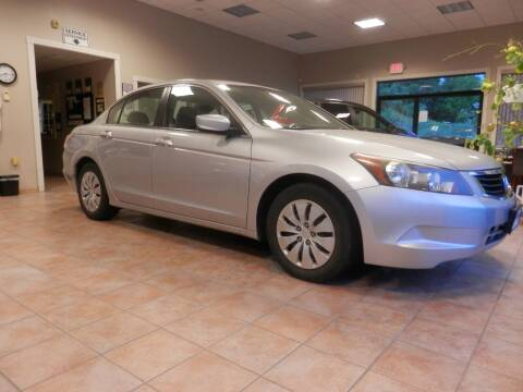 2009 Honda Accord for sale at ABSOLUTE AUTO CENTER in Berlin CT