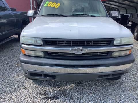 2000 Chevrolet Silverado 1500 for sale at Moose Motors in Morganton NC
