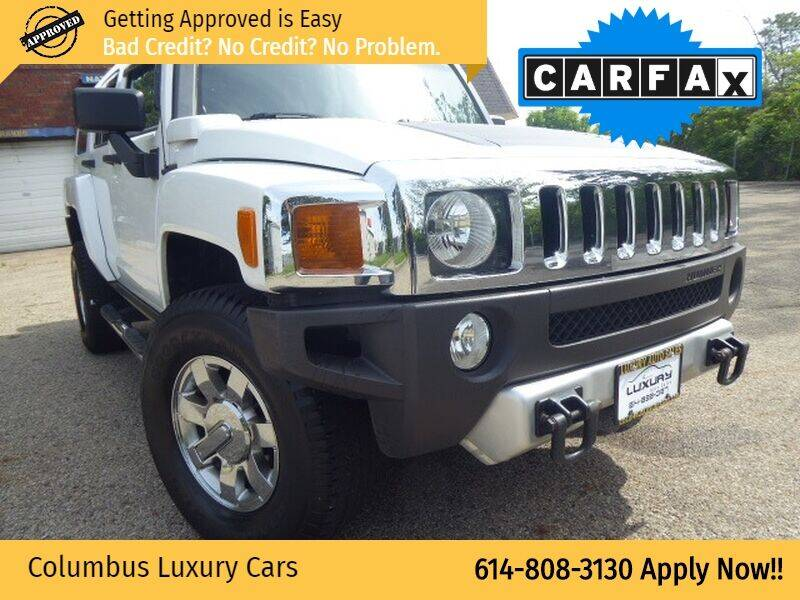 2008 HUMMER H3 for sale at Columbus Luxury Cars in Columbus OH
