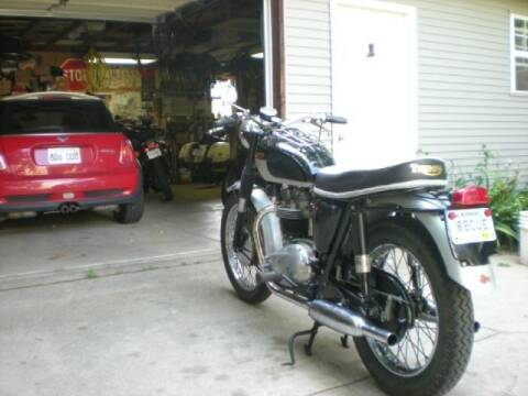 1965 Triumph TR6 for sale at Roadmaster Auto Sales in Pompano Beach FL