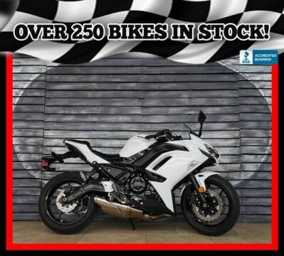 2020 Kawasaki Ninja 650 for sale at Motomaxcycles.com in Mesa AZ