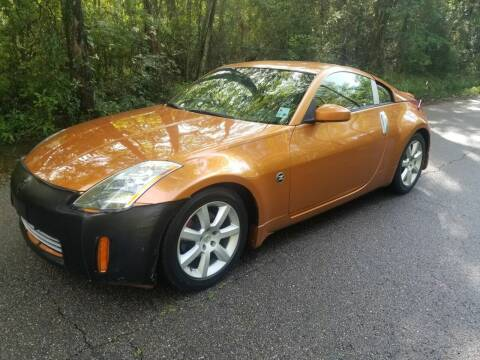 2003 Nissan 350Z for sale at J & J Auto Brokers in Slidell LA
