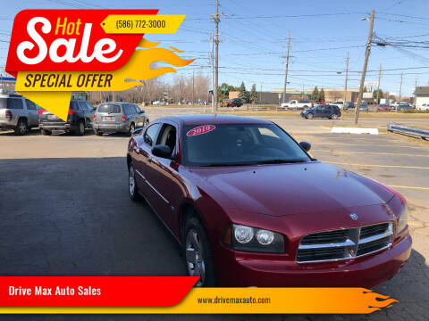 2010 Dodge Charger for sale at Drive Max Auto Sales in Warren MI