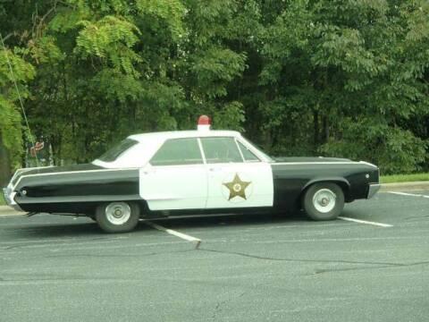 1968 Dodge Polara for sale at Classic Car Deals in Cadillac MI