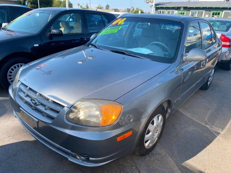2004 Hyundai Accent for sale at North County Auto in Oceanside CA