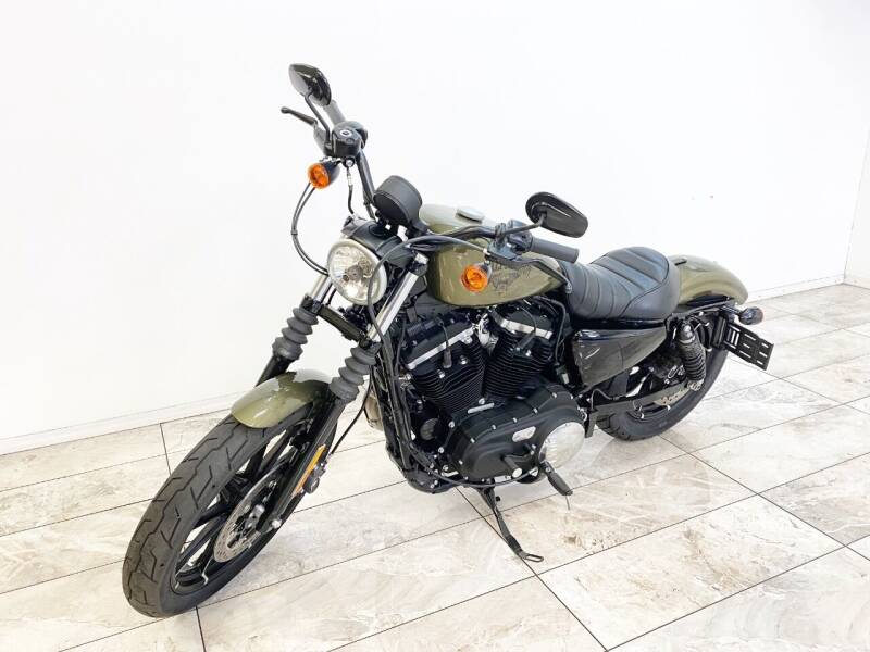 2017 Harley-Davidson XL883N IRON for sale at Elegant Auto Sales in Rancho Cordova CA