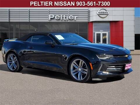2017 Chevrolet Camaro for sale at TEX TYLER Autos Cars Trucks SUV Sales in Tyler TX