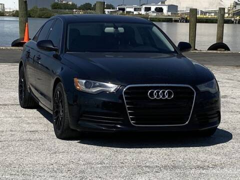 2014 Audi A6 for sale at Pioneers Auto Broker in Tampa FL