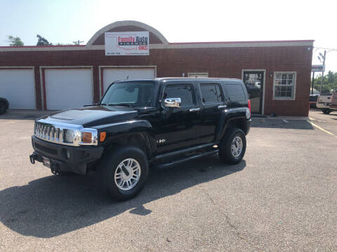2006 HUMMER H3 for sale at Family Auto Finance OKC LLC in Oklahoma City OK