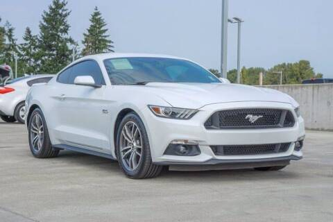 2016 Ford Mustang for sale at Chevrolet Buick GMC of Puyallup in Puyallup WA