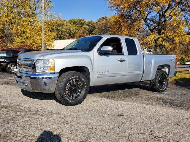2013 Chevrolet Silverado 1500 for sale at Paramount Motors in Taylor MI