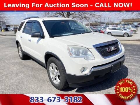 2008 GMC Acadia for sale at Glenbrook Dodge Chrysler Jeep Ram and Fiat in Fort Wayne IN
