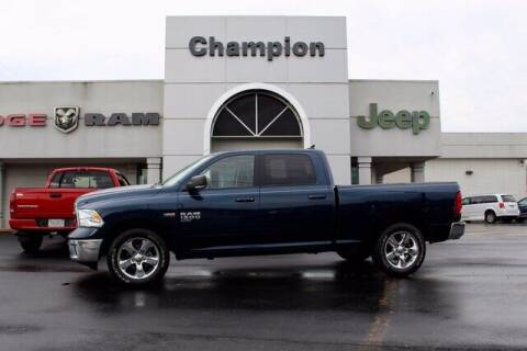 2019 RAM Ram Pickup 1500 Classic for sale at Champion Chevrolet in Athens AL