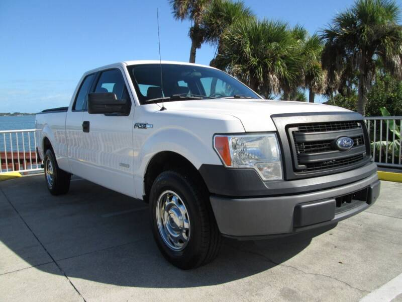 2014 Ford F-150 for sale at Best Deal Auto Sales in Melbourne FL