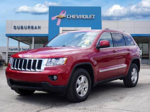 2011 Jeep Grand Cherokee for sale at Suburban Chevrolet of Ann Arbor in Ann Arbor MI