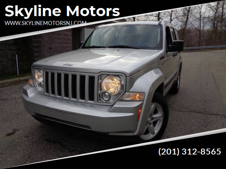 2009 Jeep Liberty for sale at Skyline Motors in Ringwood NJ