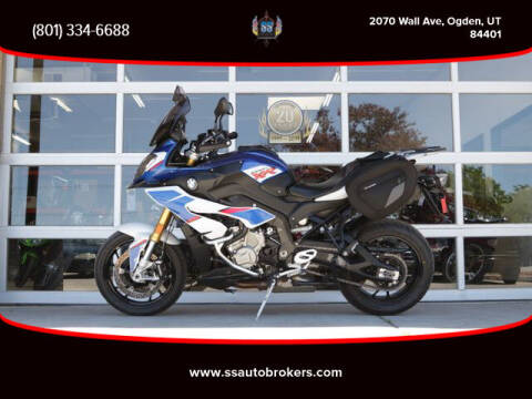 2018 BMW S1000XR for sale at S S Auto Brokers in Ogden UT