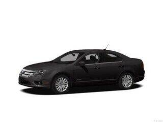 2012 Ford Fusion Hybrid for sale at Moser Motors Of Portland in Portland IN