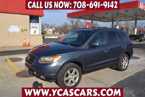 2007 Hyundai Santa Fe for sale at Your Choice Autos - Crestwood in Crestwood IL