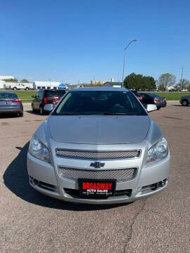 2010 Chevrolet Malibu for sale at Broadway Auto Sales in South Sioux City NE