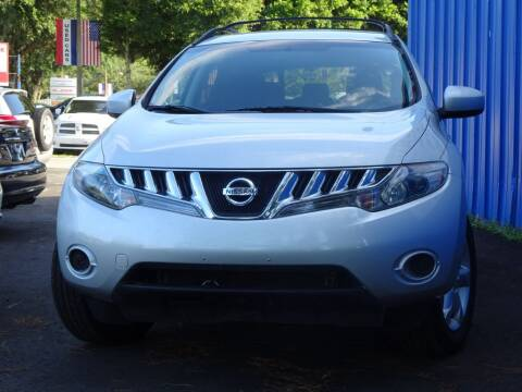 2009 Nissan Murano for sale at Deal Maker of Gainesville in Gainesville FL