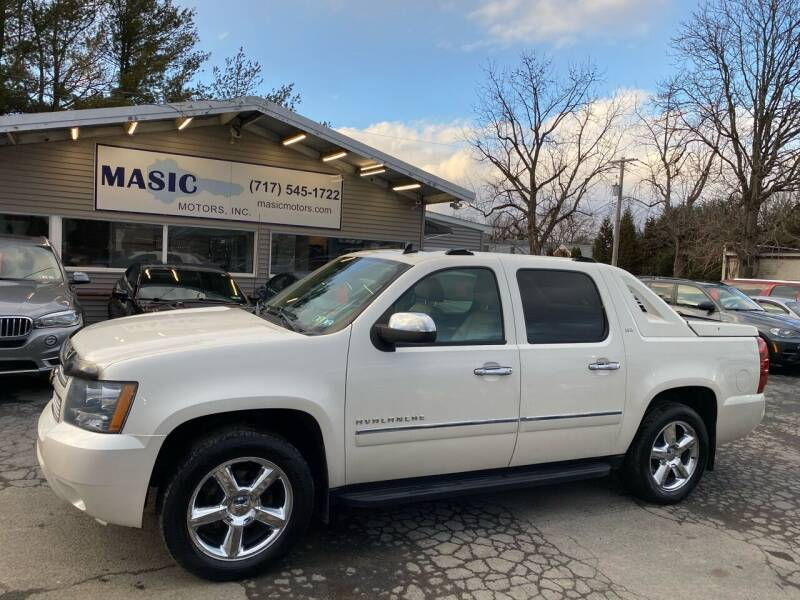 2012 Chevrolet Avalanche for sale at Masic Motors, Inc. in Harrisburg PA