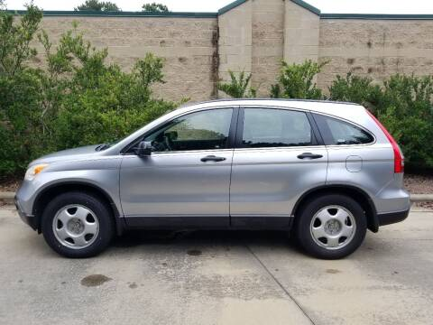 2008 Honda CR-V for sale at Hollingsworth Auto Sales in Wake Forest NC