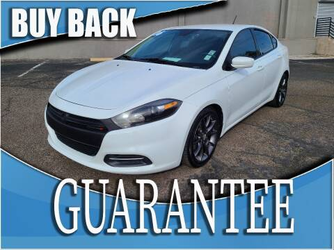 2016 Dodge Dart for sale at Reliable Auto Sales in Las Vegas NV