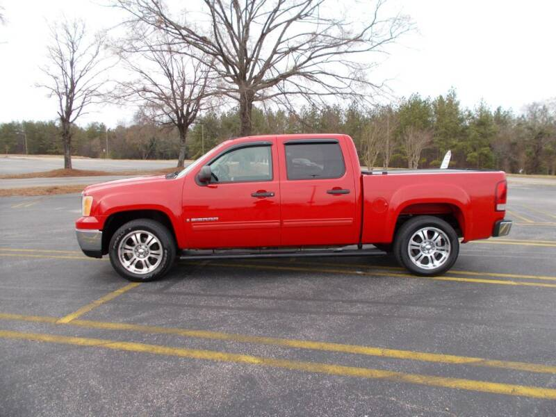 2008 GMC Sierra 1500 for sale at A & P Automotive in Montgomery AL