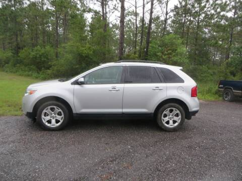 2014 Ford Edge for sale at Ward's Motorsports in Pensacola FL