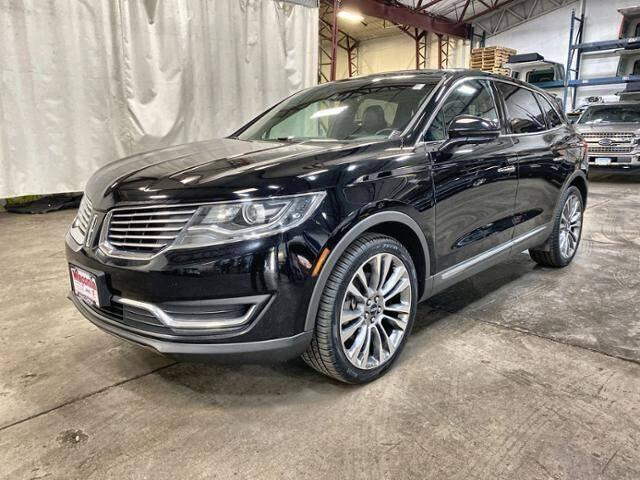 2016 Lincoln MKX for sale at Victoria Auto Sales in Victoria MN