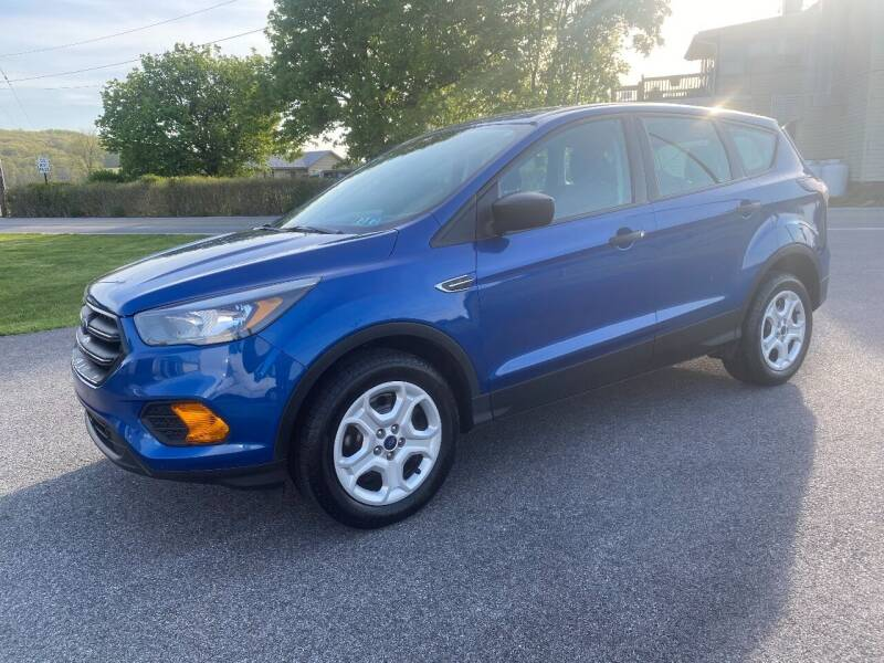 2018 Ford Escape for sale at Finish Line Auto Sales in Thomasville PA