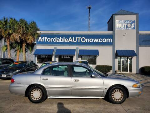 2002 Buick LeSabre for sale at Affordable Autos in Houma LA