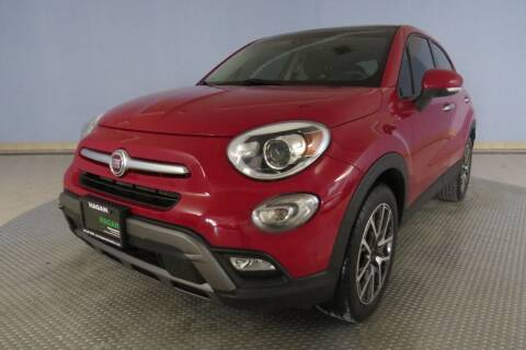 2016 FIAT 500X for sale at Hagan Automotive in Chatham IL