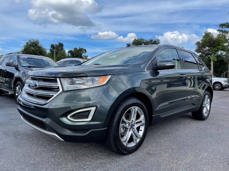 2015 Ford Edge for sale at Upfront Automotive Group in Debary FL