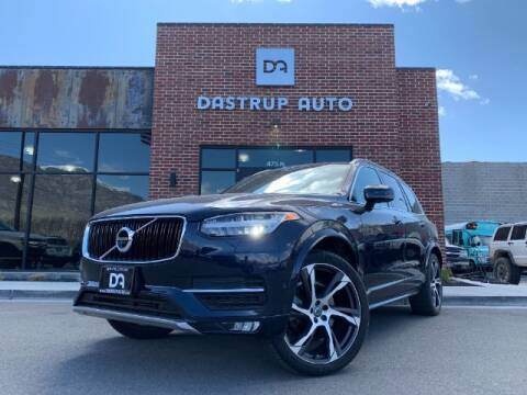 2017 Volvo XC90 for sale at Dastrup Auto in Lindon UT
