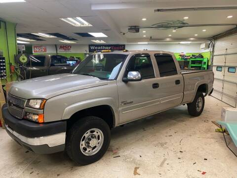 2005 Chevrolet Silverado 2500HD for sale at Ginters Auto Sales in Camp Hill PA