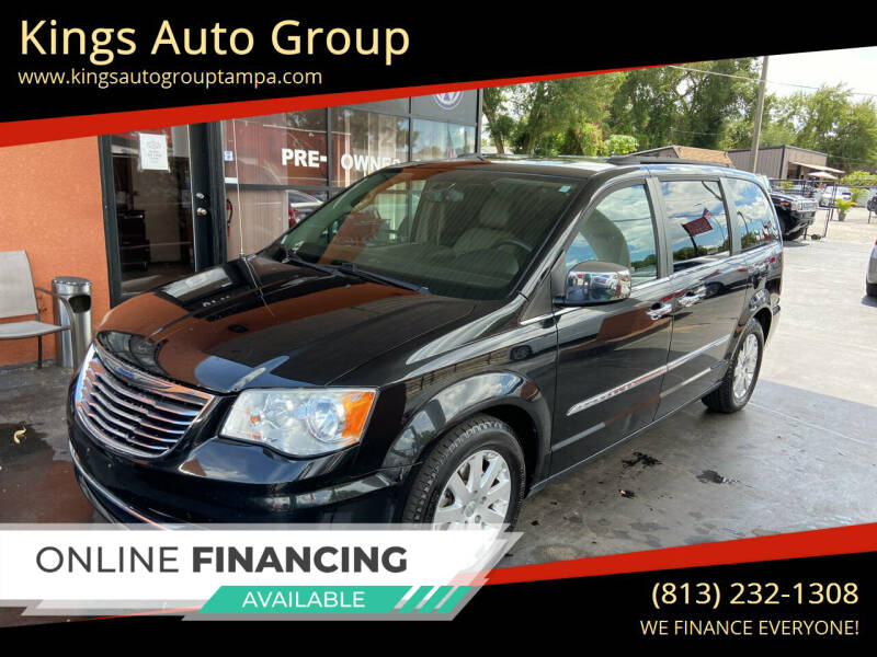 2012 Chrysler Town and Country for sale at Kings Auto Group in Tampa FL