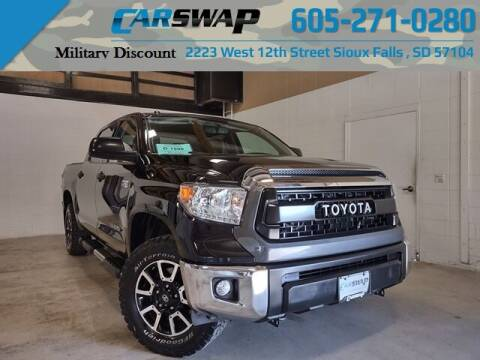 2015 Toyota Tundra for sale at CarSwap in Sioux Falls SD