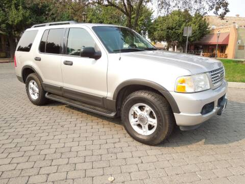 2003 Ford Explorer for sale at Family Truck and Auto.com in Oakdale CA