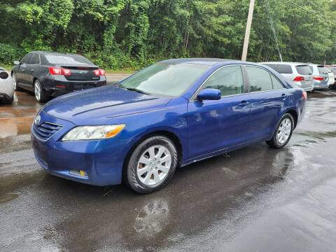2007 Toyota Camry for sale at GA Auto IMPORTS  LLC in Buford GA
