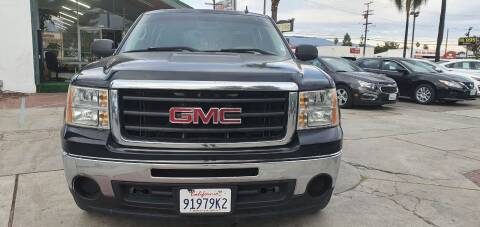 2010 GMC Sierra 1500 for sale at Auto Land in Ontario CA