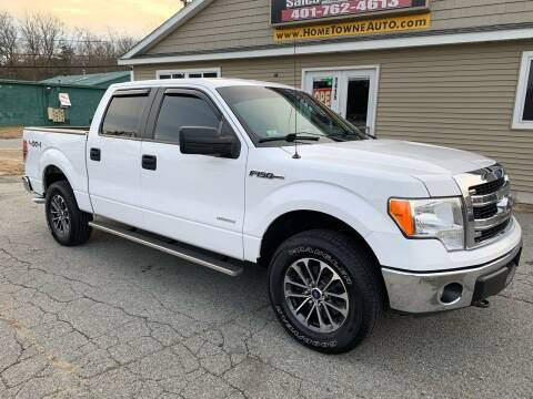 2014 Ford F-150 for sale at Home Towne Auto Sales in North Smithfield RI