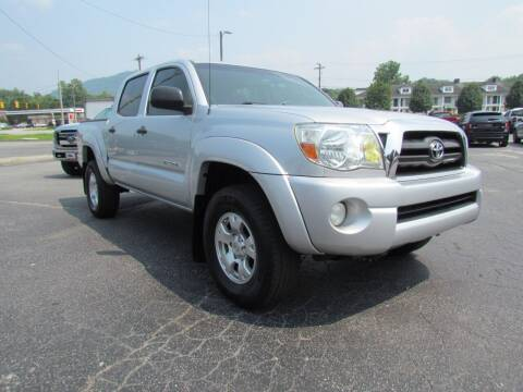 2008 Toyota Tacoma for sale at Hibriten Auto Mart in Lenoir NC