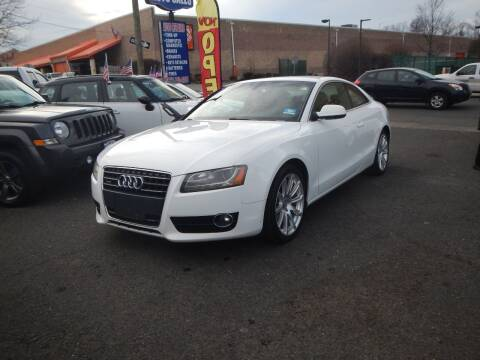 2011 Audi A5 for sale at 103 Auto Sales in Bloomfield NJ