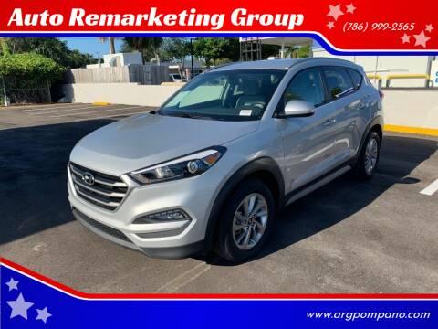 2018 Hyundai Tucson for sale at Auto Remarketing Group in Pompano Beach FL