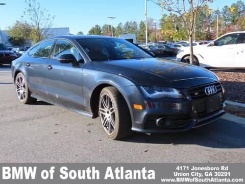 2014 Audi S7 for sale at Carol Benner @ BMW of South Atlanta in Union City GA