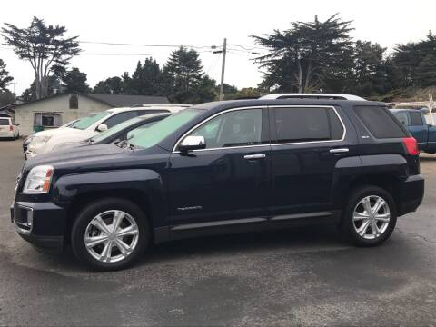 2017 GMC Terrain for sale at HARE CREEK AUTOMOTIVE in Fort Bragg CA