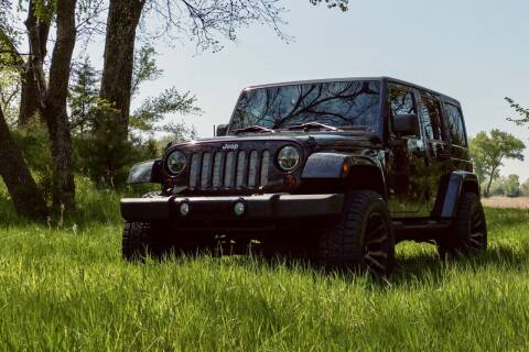 2013 Jeep Wrangler Unlimited for sale at Island Auto Off-Road & Sport in Grand Island NE