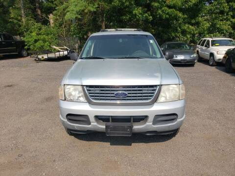 2002 Ford Explorer for sale at 1st Priority Autos in Middleborough MA